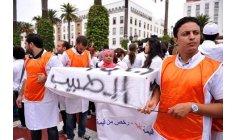 """الأطباء يصعّدون ضد الدكالي بشل المستشفيات في أسبوع """"حداد"""""""