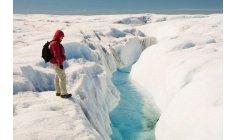 """ذوبان الغطاء الجليدي يهدد برفع منسوب مياه البحار و""""إغراق العالم"""""""