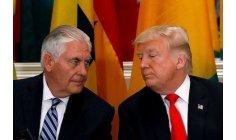 """تيلرسون: ترامب """"متخلف"""" .. والرئيس: """"غبي"""""""