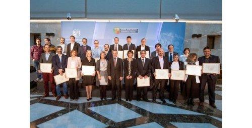 مغربي يتسلّم جائزة أفضل باحث في الطاقة الحرارية بإقليم الباسك