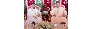 الملك محمد السادس ينوّه بالتعاون مع السعودية