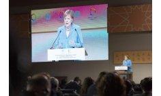 """ميركل من مراكش: الهجرة """"ظاهرة طبيعية"""" تخلق الازدهار لألمانيا"""
