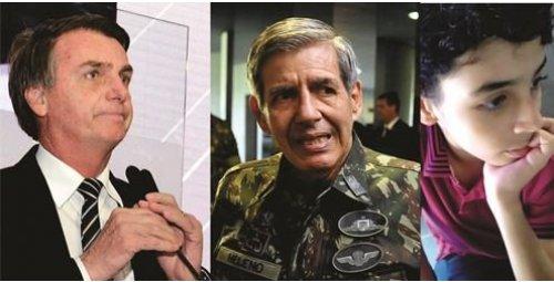 Apelo ao Presidente Bolsonaro de um menino de 12 anos Murilo Gabriel Freitas de Lima.