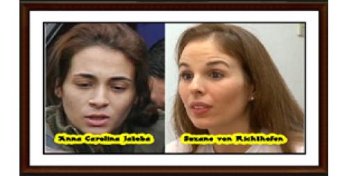 """Anna Carolina Jatobá e Suzane Richtofen deixam a penitenciária em meio a protestos da população Brasileira para """"comemorar"""" Dia das mães ......................"""