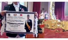 Hrh PRINCE BRIGADIER General Royal Ambassador Datoseri Dr Bahman Mehrpour appointed as Ambassador of Chinese chanselor