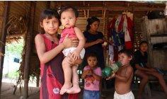 Veinte mil indígenas del Amazonas con cornavirus