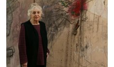 Experimental and political: Gracia Barrios dies, fundamental painter of chilean art