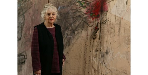 Experimental and political: Gracia Barrios dies, fundamental painter of chilean art