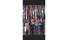 Djuyoto Suntani - President of the World Peace Committee 202 Countries HE Mr Djuyoto Suntani Saturday night (13/6/2020) inauguration Deputy of States Affairs and Deputy Policy Controle at Merdeka Palace Bandung Indonesia