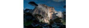 9 places in South America of extreme nature