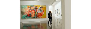 A Jean-Michel Basquiat Painting Just Sold for $ 100 Million