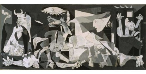 'Guernica', Pablo Picasso's masterpiece