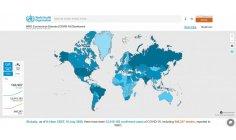 W.H.O. COVID'S MAP