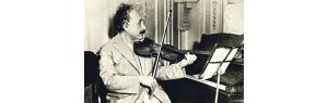 Secret devotion: the career of musician Albert Einstein