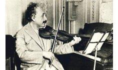 Secret devotion: the career of musician Albert Einstein