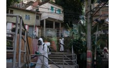 Latin America becomes the second region with more deaths  coronavirus