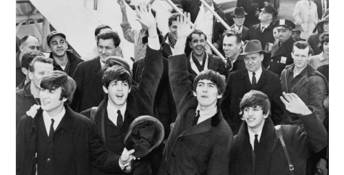 10 things you didn't know about the Beatles - An activist pacifist group