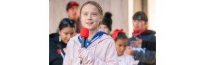 Greta Thunberg wins international award and will donate part to the Amazon rain forest