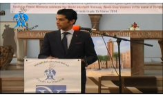 ZAKARIA EL HAMEL - YOUTH FOR PEACE - STOP VIOLENCE AND WARS IN THE NAME OF RELIGIONS