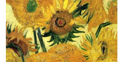 Study Reveals Secrets of Van Gogh's  The Sunflowers