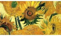 Study Reveals Secrets of Van Gogh's  The Sunflowers
