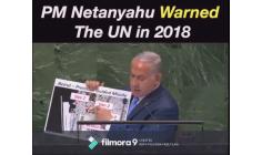 Benjamin Netanyahu primeiro ministro de Israel em 2018
