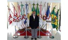 Genivaldo da Silva Presidente da AMARP FAA e uma lenda viva, com 17 anos na luta pela família das forças armadas