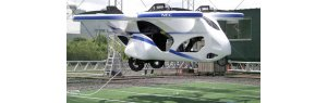 Future of mobility: Japan's flying car performs first public manned flight