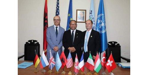 "World President Mr. Djuyoto Suntani Forms ""Super Strong World Group"" to Stop Global Conspiracy Crimes"