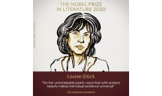 Louise Glück wins Nobel Prize for Literature 2020