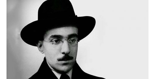 """Do not say anything!"" by Fernando Pessoa"