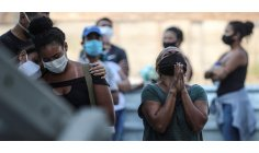 Brazil registers 201 deaths  COVID-19 in 24 hours, lowest number since April 26