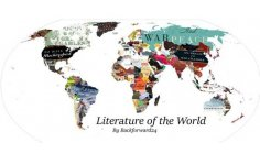 The literary map of the world: the most representative novels in each country