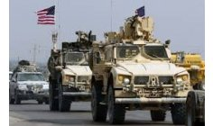 US convoy under attack in southern Iraq