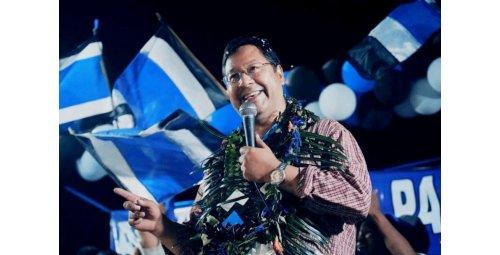 Bolivia: Luis Arce elected president