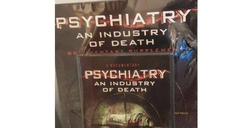 PSYCHIATRY AN INDUSTRY OF DEATH