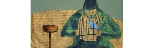 """The Blue Bird"", by Charles Bukowski"