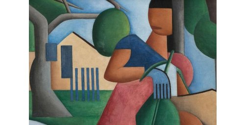 "Canvas ""Caipirinha"", by Tarsila do Amaral, is sold for R $ 57.5 million, the highest value for a work of art in Brazil"