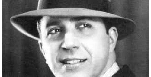 Pope was baptized in the same church that Carlos Gardel sang in choir