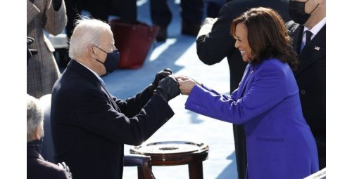 Joe Biden takes office as 46th President of the United States
