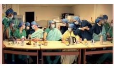Artist recreates 'The Last Supper' honoring health professionals during the pandemic