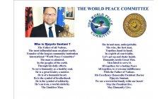 HE DJUYOTO SUNTANI - WPC (World Peace Committee) in India