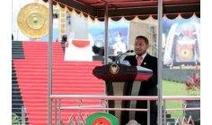 HE DJUYOTO SUNTANI - The Branch of WPC ( World Peace Committee ) in Pakistan make Tribute to HE DJUYOTO SUNTANI
