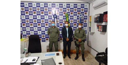 Embaixador da Paz da WPO Pernambuco Flávio José Ramos da Silva realiza no 18 Batalhão da PM de Pernambuco Palestra sobre a saúde mental dos Policiais.