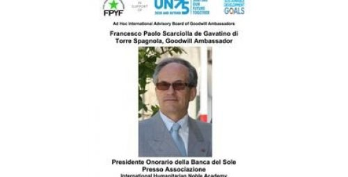 Francesco Paolo Scarciolla del Gavatino di Torre Spagnola