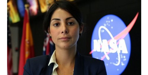 Diana Trujillo, mission leader to Mars, will be decorated in Congress