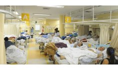 Occupation in ICU beds exceeds 80% in 25 of the 27 capitals of Brazil