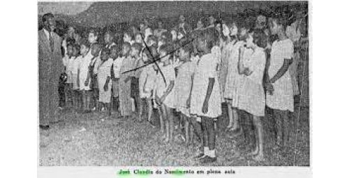 The patrician José Cláudio Nascimento and the black experiences of popular education