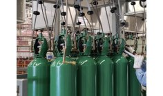 Oxygen cylinders were diverted in Manaus during the crisis. Three suspects were arrested