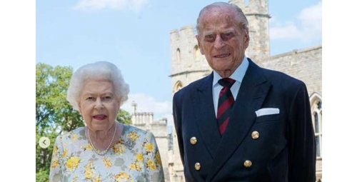 Queen Elizabeth II to mourn 8 days after Prince Philip's death